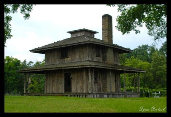 Murfreesboro, Арканзас: The Mauney House, (Mauney Mine) Crater of Diamonds State Park, Arkansas