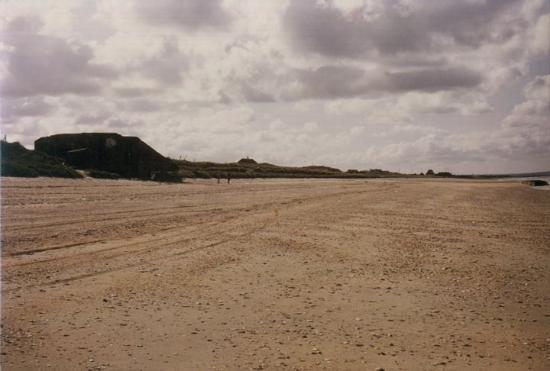Arromanches-les-Bains, Frankrike: Omaha Beach; Normandy, France