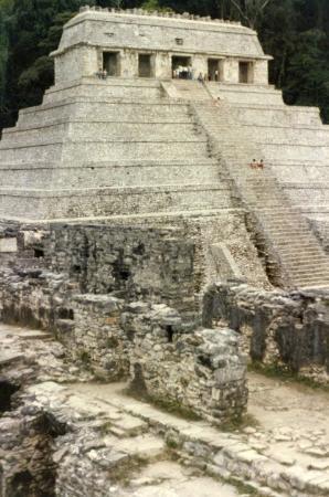 Bilde fra Palenque