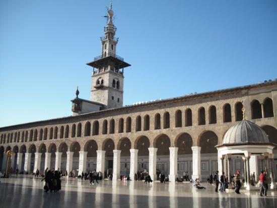 Damaskus, Syria: Mezquita Homeya