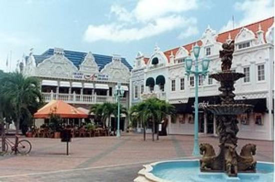 Capital of Aruba, Oranjestad