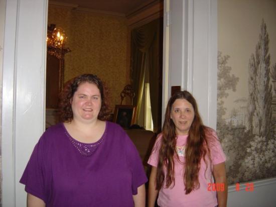 Saint Louis, MO: Me and Ann in the house
