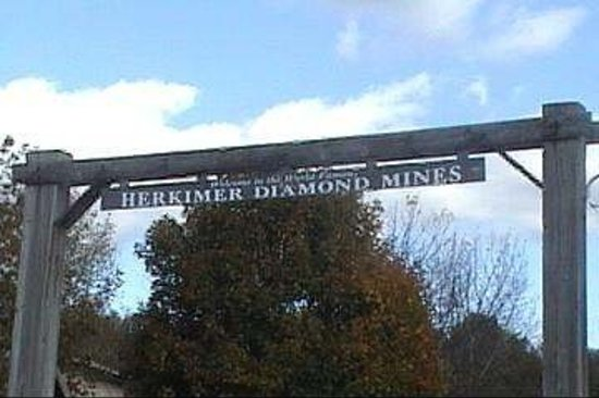 Herkimer Diamond Mines: Herkimer Diamond Mine