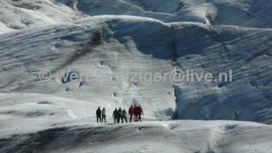 Bilde fra Vatnajokull National Park