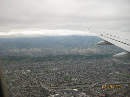 San José, CA: Beautiful Mountains