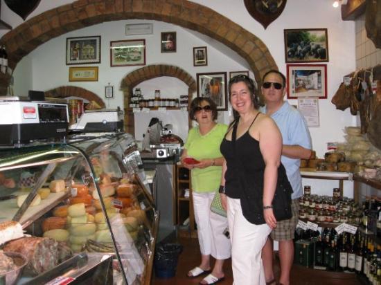 Interlaken, Sveits: keisters in pienza