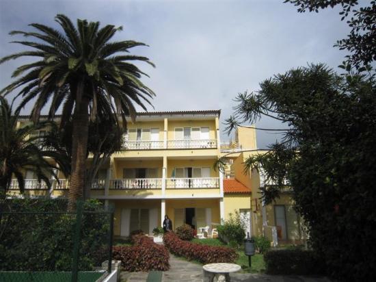 Hotel RF San Borondon: Our appartment near the coast of Puerto de la Cruz.