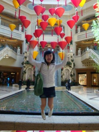 The Palazzo Resort Hotel Casino: attempt to jump =3