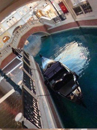 Bilde fra The Venetian Las Vegas