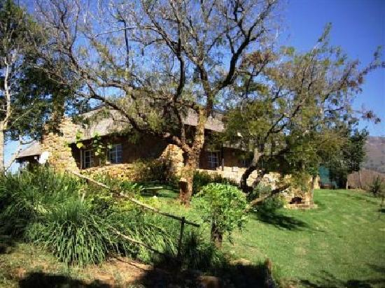 Lydenburg, Sydafrika: cosy cottage everything there