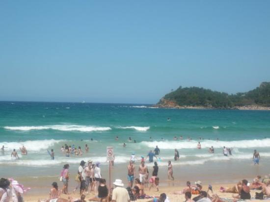 Bilde fra Manly Beach