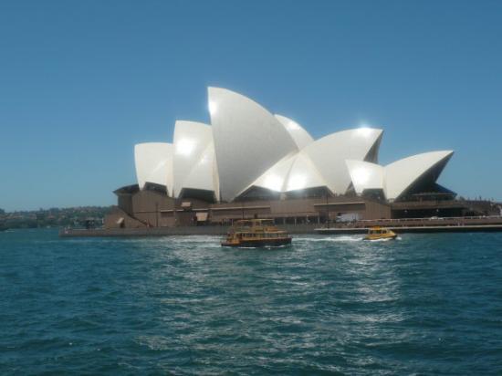Sydney Opera House: Beauuutiful