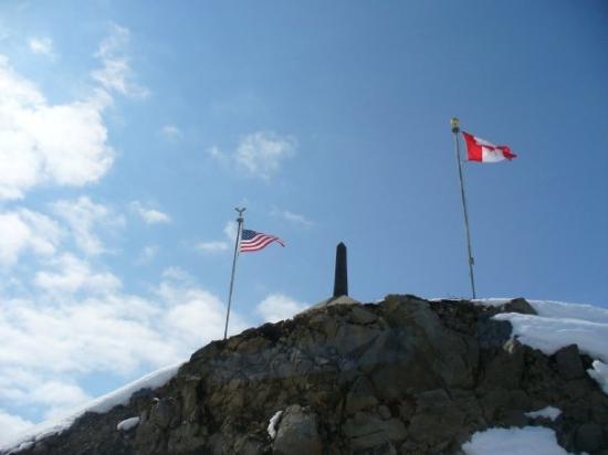 Skagway, AK: America or Canada?
