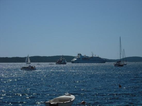 Hvar, Kroatia: Mar Adriático, Croacia