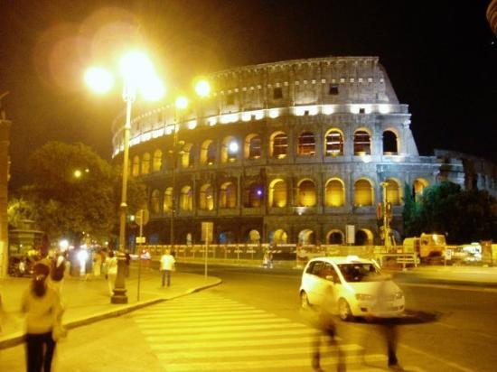 Colosseum: CROSSWALK GHOSTIES.