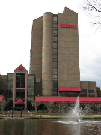 Hilton Charlotte University Place: The Hilton University Place - Charlotte, NC