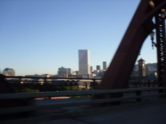 Portland! Love it there!