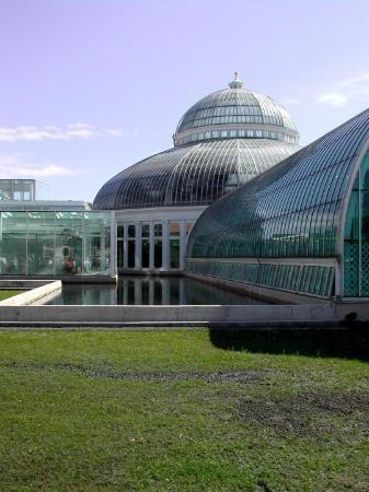 Сент-Пол, Миннесота: Como Conservatory