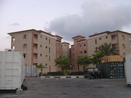 our Barracks in Alexandria, Egypt 2005