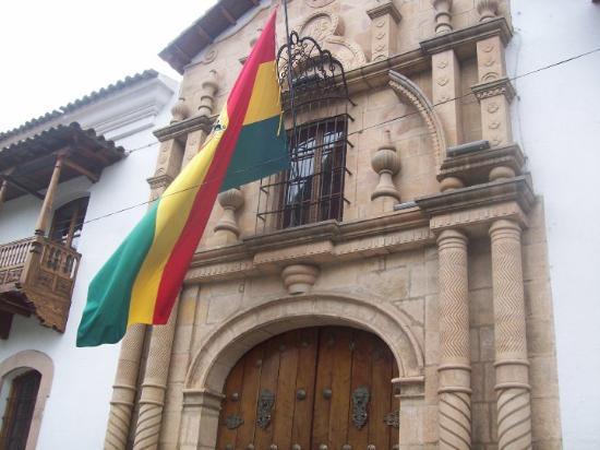 Sucre, Bolivia: Casa de la Libertad.