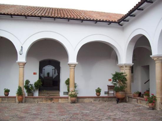 Sucre, Bolivia: Casa de la Libertad. Patio Interno.