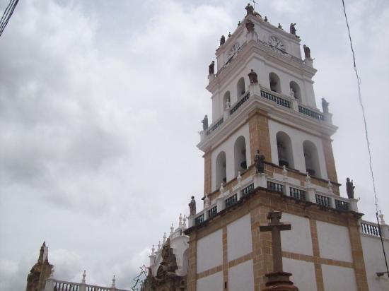 Sucre, Bolivia: Torre de la Catedral.