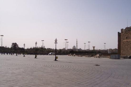 Bilde fra Bosra