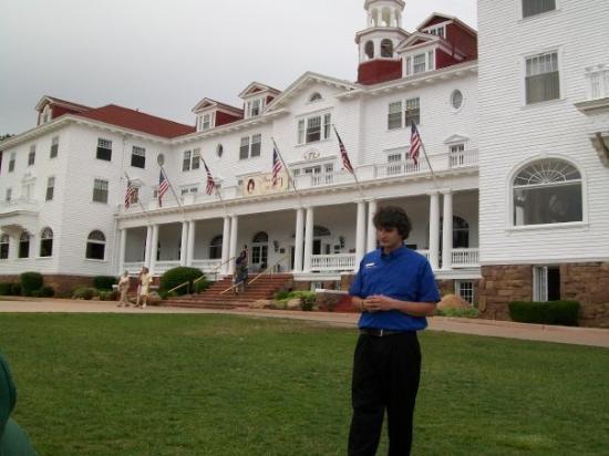 Estes Park, CO: The Stanley Hotel in Estate Park CO 09 Ghost Tour
