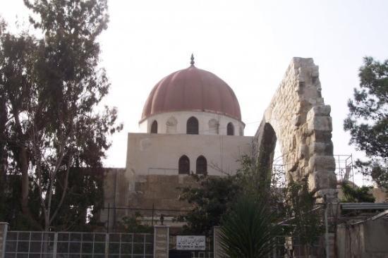 Bilde fra Damaskus