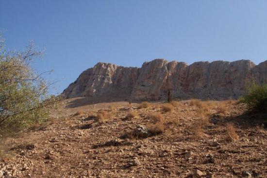 Tiberias, Israel: Mount Arbel