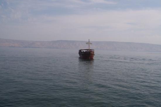 Bilde fra Tiberias