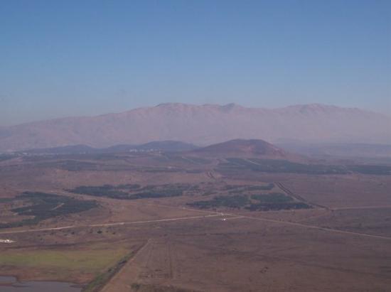Salah, Syria: Mount Hermon