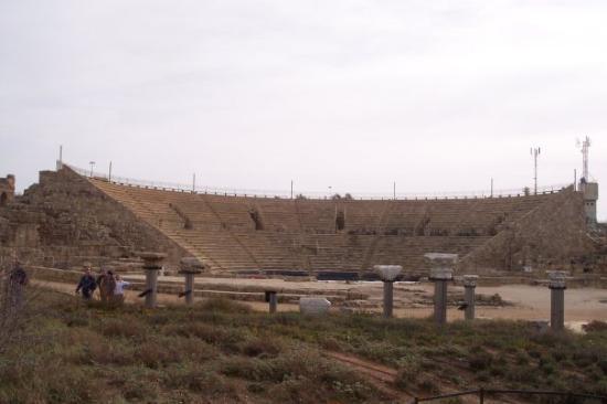 Bilde fra Caesarea
