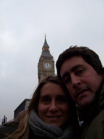 Houses of Parliament: Londres.