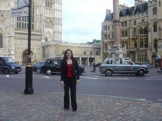 Westminster Abbey: Westminister Abbey, England 2005