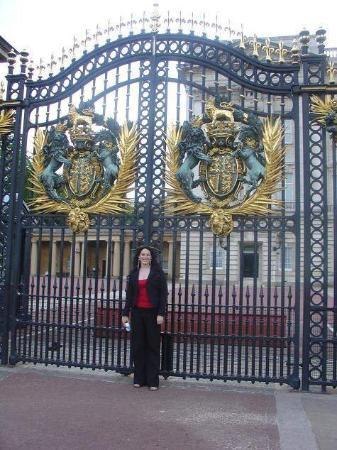 Buckingham Palace, London, England 2005