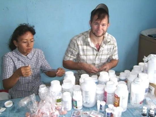 Iquitos, Peru: drug dealin