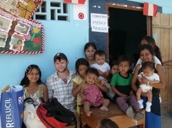 Iquitos, Peru: family