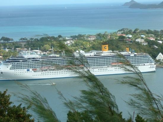 Bilde fra Vieux Fort