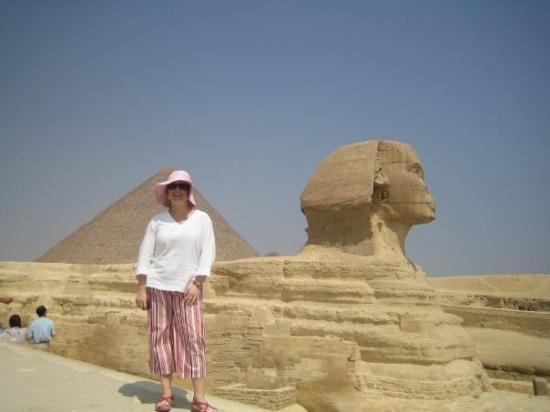 Bilde fra Sphinxen