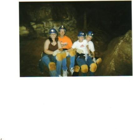 Chattanooga, TN: Cave Exploring - Completed !  