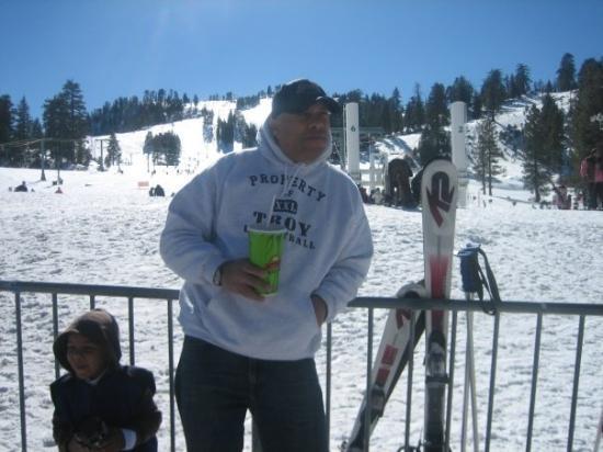 Snow Summit: big bear 09,lots of snow!