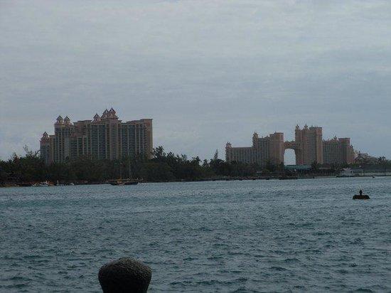 Vannparken i Atlantis Paradise Island: Atlantis. Nassau, Bahamas