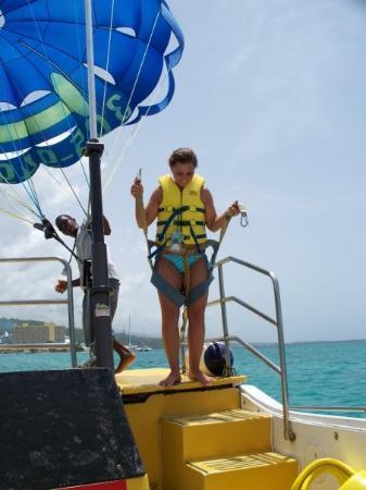 Ocho Rios, Jamaica: It was pretty freaking sweet!