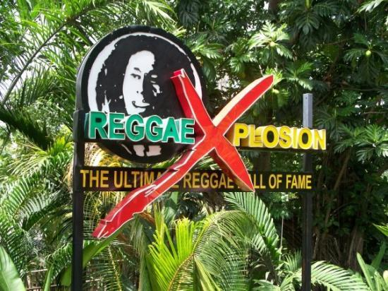Ocho Rios, Jamaica: Bob Marley