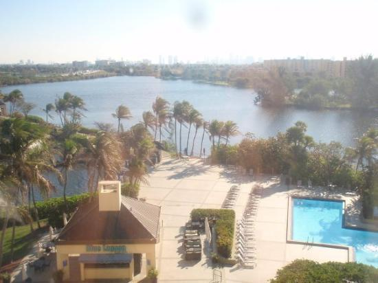 Foto do quarto duplo picture of hilton garden inn miami - Hilton garden inn miami airport west ...
