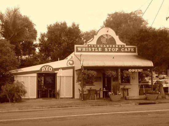 Cairns, Australia: Cafe in Australia