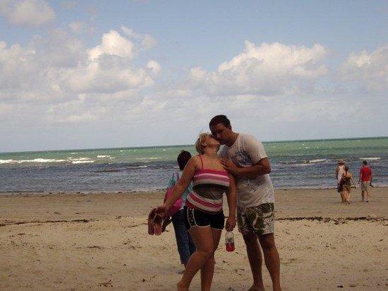 Cairns, Australia: Kiss :)