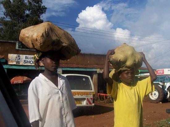 Kimilili, Kenya: Webuye, Kenya