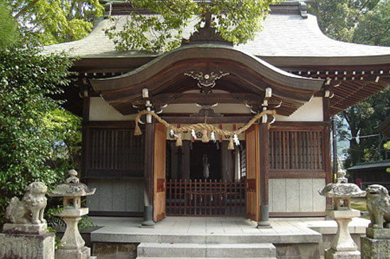 Shoin Temple, Hagi, Yamaguchi Pref., Japan